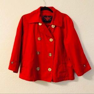 Lauren Ralph Lauren Nautical cotton jacket